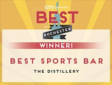 City of Rochester Best Sports Bar